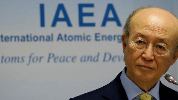 وفاة المدير العام للوكالة الدولية للطاقة الذرية يوكيا أمانو عن 72 عاما