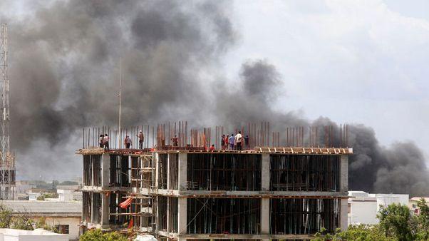 مقتل 17 على الأقل في انفجار بالعاصمة الصومالية مقديشو