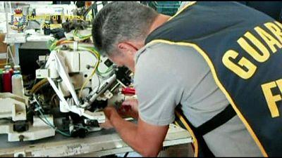 18 mln nascosti al Fisco, 4 arresti Gdf