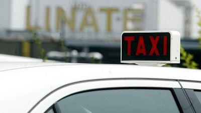Linate, partono i taxi condivisi