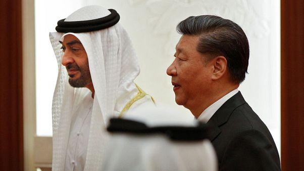 سنوك الصينية وأدنوك الإماراتية توقعان اتفاقا بشأن التنقيب والتكرير
