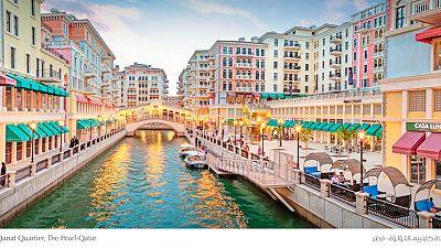 Averda signs three-year contract with prestigious Pearl-Qatar development