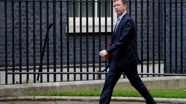 Culture minister to make statement on 5G review on Monday - UK PM spokesman