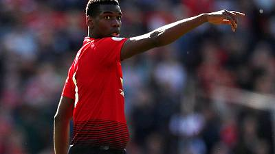 Influential Pogba must stay at Man United, says Mata