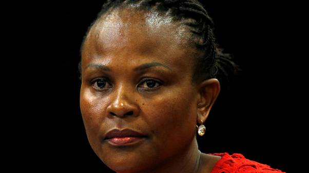 South Africa's top court says public protector acted in bad faith