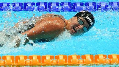 Mondiali nuoto:Di Liddo 4/a 100 farfalla
