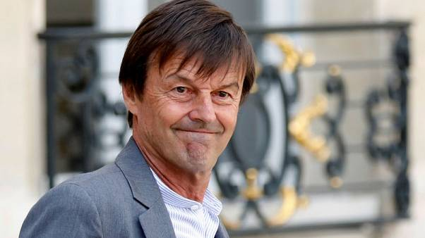 France's Hulot calls on parliament to vote against EU-Canada trade deal