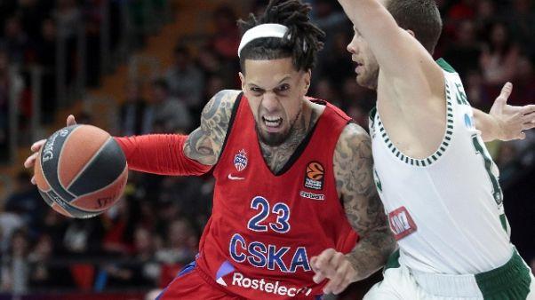 Basket: Petrucci, con Hackett chiariremo