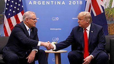 Trump to host Australian PM for official visit, state dinner September 20