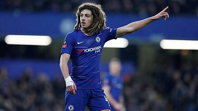 Chelsea youngster Ampadu seals loan move to RB Leipzig