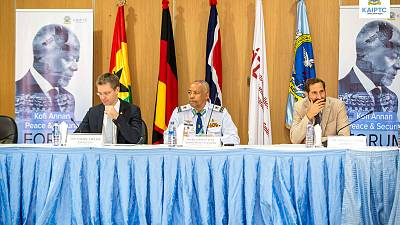 Kofi Annan International Peacekeeping Training Centre (KAIPTC) to host flagship Kofi Annan Peace and Security (KAPS) Forum to honour the Late HE Kofi Annan