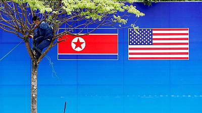 Trump says U.S. had positive correspondence with North Korea recently