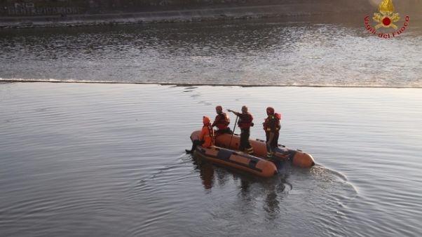 Elicottero cade in acque Gorgona