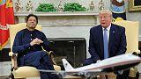 ترامب: نتعاون مع باكستان لإيجاد سبيل للخروج من حرب أفغانستان