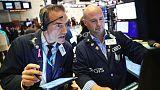 الأسهم الأمريكية ترتفع مع تطلع المستثمرين لخفض الفائدة
