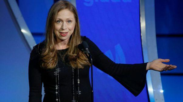 ابنة الرئيس الأمريكي الأسبق كلينتون تضع مولودها الثالث
