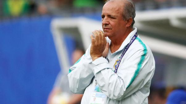 Soccer: Brazil part ways with coach of women's team