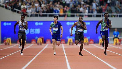 Athletics: U.S. trials boast speed, Lyles-Coleman showdown