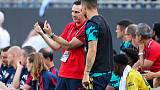 Arsenal's Emery admires Ceballos as they work on a signing