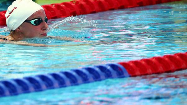 Swimming: Unwell Ledecky withdraws from 200 freestyle