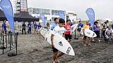 Olympics - Shonan the birthplace of Japan's modern surf culture