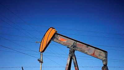 Oil prices ease as traders weigh Middle East tensions, demand