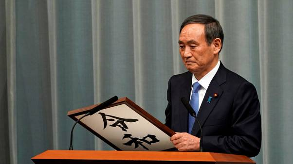 Japan not now considering sending military for U.S.-proposed maritime coalition - Suga