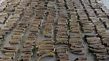 Singapore seizes ivory from nearly 300 elephants in record haul