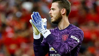 De Gea keen to captain Man United as keeper nears new deal
