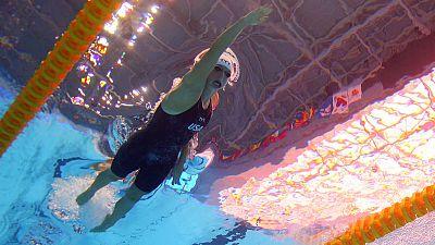 Ledecky illness shocks world championships