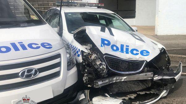 سائق متهور يقود الشرطة الأسترالية إلى مخدرات بقيمة 140 مليون دولار