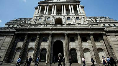 BoE's Saunders says Brexit might stop rate hikes - Bloomberg