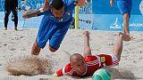 Beach Soccer:Italia batte la Polonia 4-1
