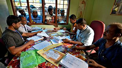 India's top court allows a month longer for citizens' list in Assam state