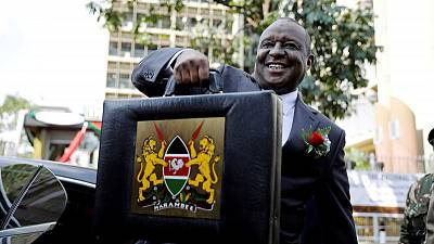 Kenya's finance minister pleads not guilty to corruption charges