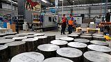 UK new factory orders weakest since financial crisis - CBI