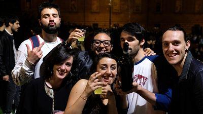 Stop alcol in weekend a Jesolo