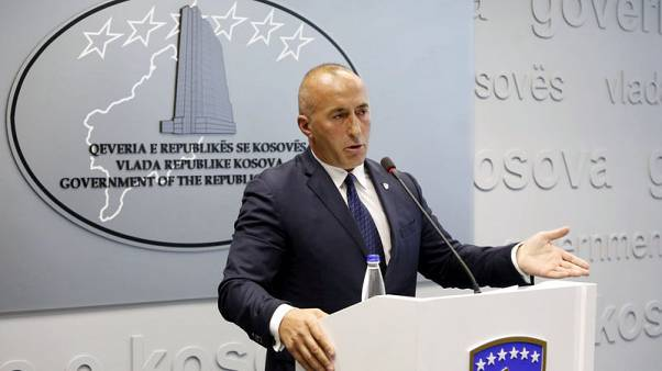 Kosovo ex-PM will run for office if he's not indicted for war crimes