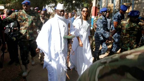 Gambian army officer says ex-president Jammeh ordered journalist's death