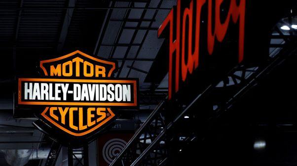 Harley-Davidson cuts 2019 shipments forecast after sales slump