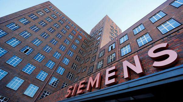 Siemens wins work worth 1.1 billion euros on UK-Denmark power link