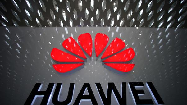 Huawei first-half revenue up about 30% despite U.S. ban - Bloomberg