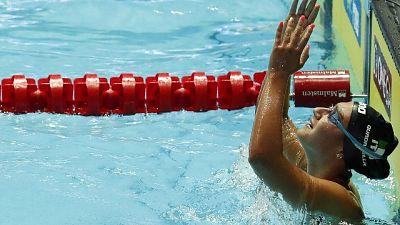 Mondiali nuoto: oro Quadarella nei 1500
