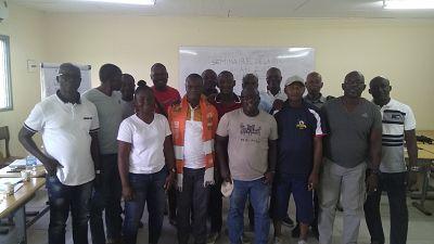 Rugby - Côte d'Ivoire : La Direction Technique Nationale et les commissions techniques de la Fédération Ivoirienne de Rugby (FIR) élaborent le Programme National de Développement (PND)
