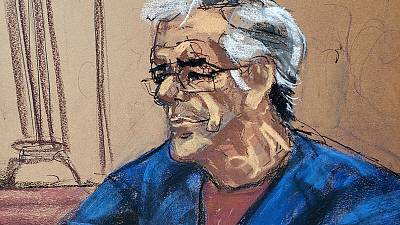 Jeffrey Epstein appeals decision to deny bail in sex trafficking case