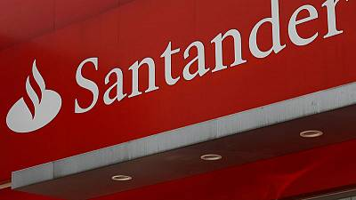 Santander second-quarter net profit falls 18% on Popular costs, weak Britain
