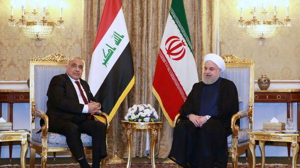وزارة  النفط: إيران تطمئن العراق بشأن حرية الملاحة البحرية