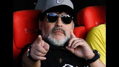 Maradona a De Rossi, al Boca starai bene