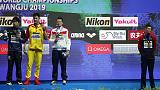 Sun embroiled in more podium controversy at worlds