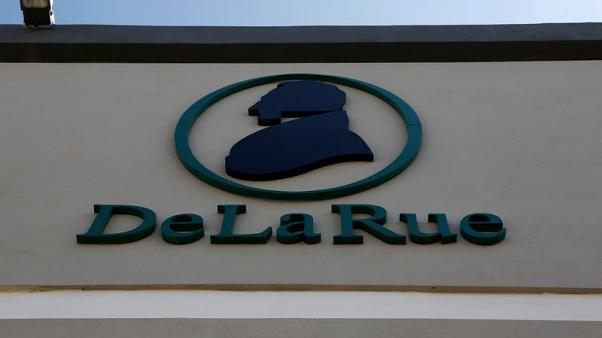 De La Rue shares dive on UK fraud office corruption probe